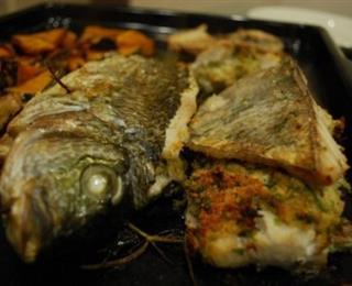 صينية السمك