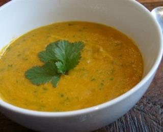 حساء العدس والبرغل