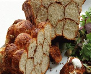 خبز البابريكا واليانسون