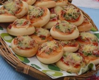 دوائر البيتزا