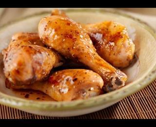 دجاج بالمستردة