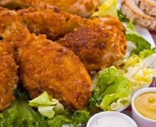 الدجاج البانيه