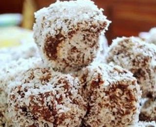 حلوى  بجوز الهند