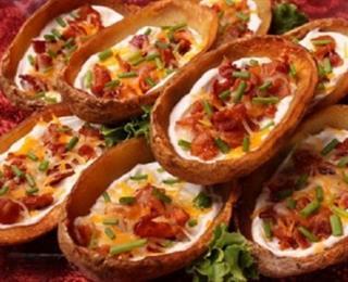 قوارب البطاطس