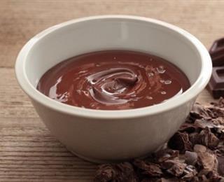 صوص الشوكولاتة بالكاكاو