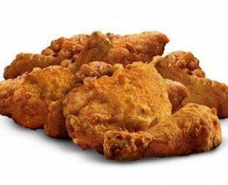 الدجاج بانيه
