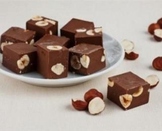نوجا بالشوكولاتة