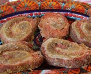 لفائف اللحم