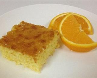 بسبوسة البرتقال