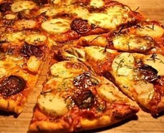 بيتزا إسبانية