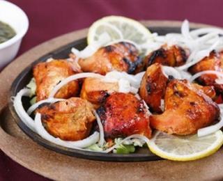 الدجاج الهندي الحار