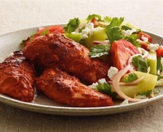 الدجاج التندوري