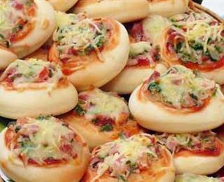 أقراص البيتزا