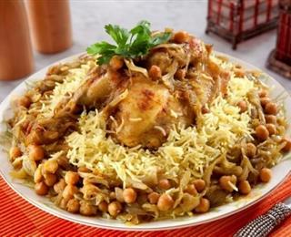 أرز بالحمص