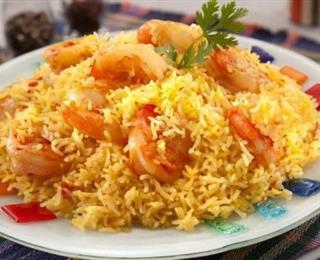 أرز بالروبيان