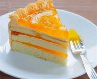 تورتة البرتقال