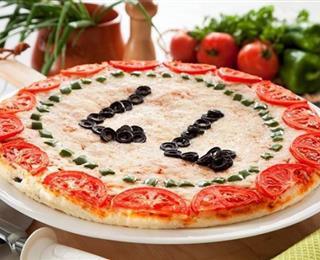 """بيتزا """"ماما"""""""