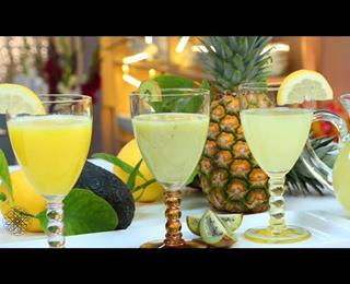 ثلاثي شراب الليمون الحامض